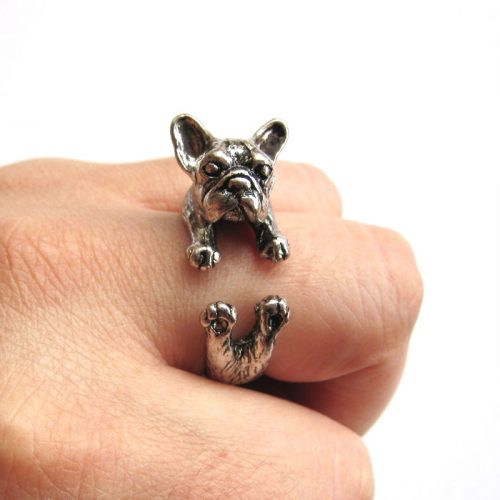 anillo bulldog frances
