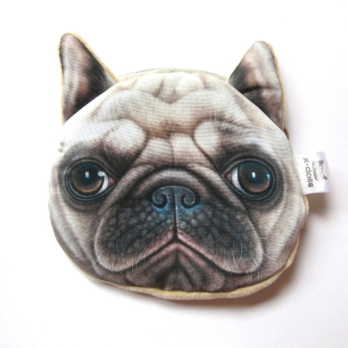 monedero bulldog frances beis