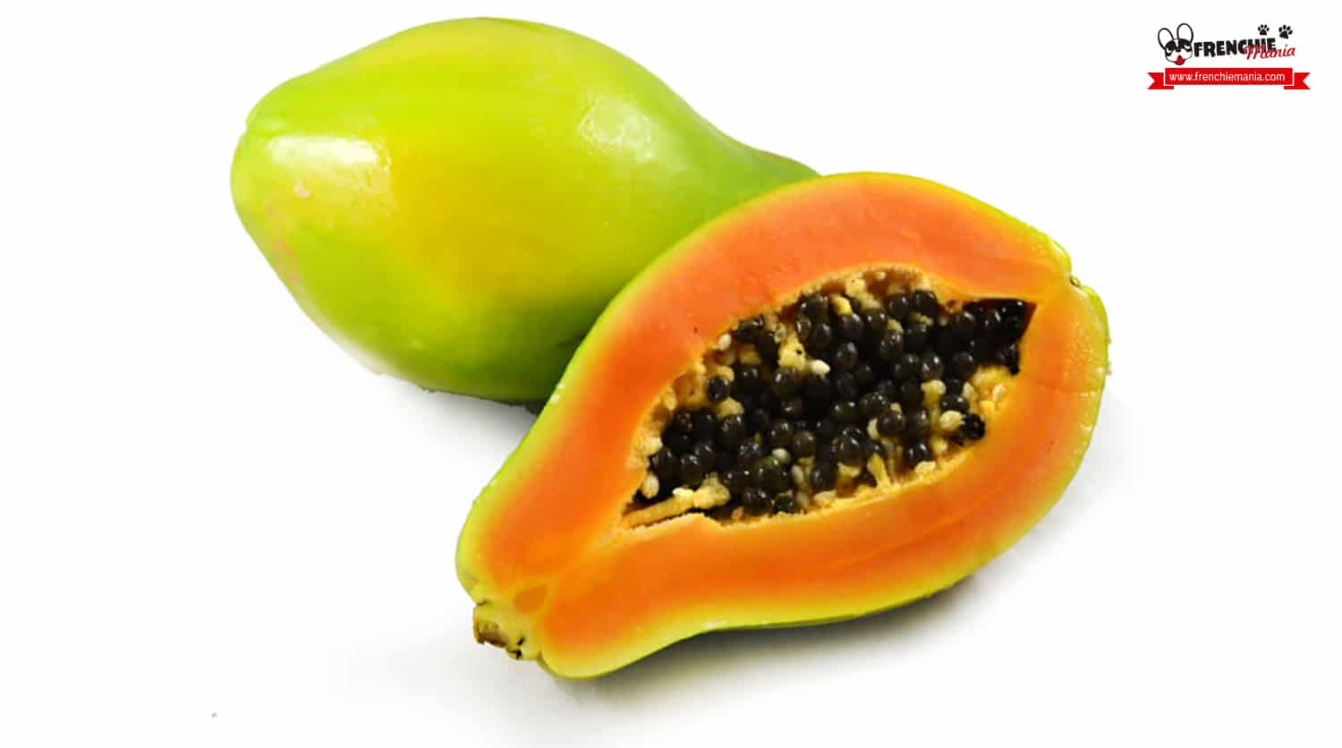 fruits for dogs papaya